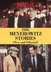 The Meyerowitz Stories (New and Selected) Netflix IN (India)